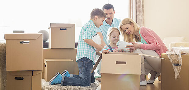 Marketing To Recent Movers