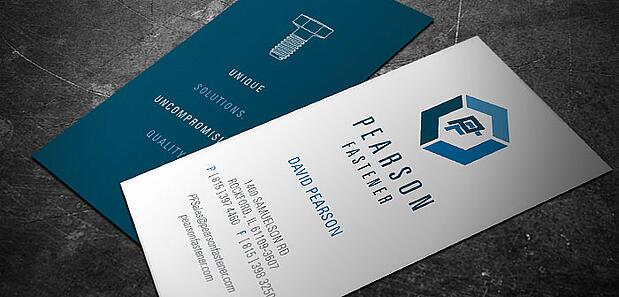New Branding for Pearson Fastener Company