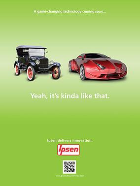 Ipsen Ad 1 by Heinzeroth Marketing Group