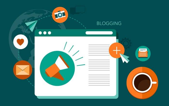 Blogging-content-marketing